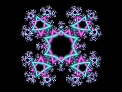 Fractals David Mathematical Shapes