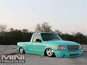 Lowered 1999 Ford Ranger