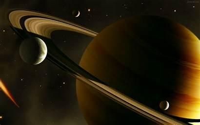 Saturn Planet Wallpapers Wallpapersafari Space