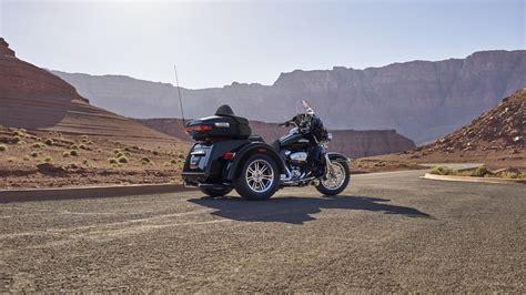 Harley-davidson Tri Glide Ultra Review