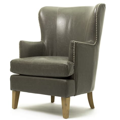 marbled bonded leather club chair occasional chairs