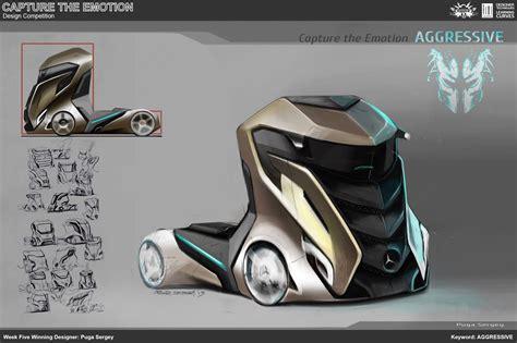 week  aggressive winning concept  puga sergey car