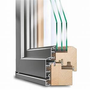 Fenster 3 Fach Verglasung : idealu holz alu fenster g nstig kaufen ~ Michelbontemps.com Haus und Dekorationen