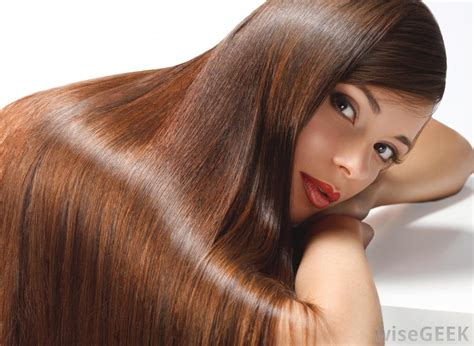 Shiny Brown Hair by Is It Better To Use Hair Gel Or Hair Wax With Pictures