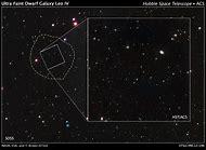 Leo Dwarf Galaxy IV