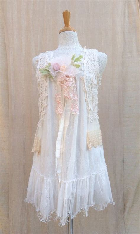 shabby chic maternity dress 141 best images about upcycled couture by kiskissay on pinterest shabby chic silk and shabby
