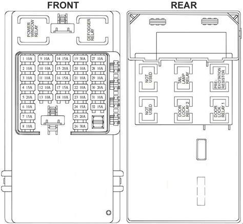 2008 Ford F350 Trailer Ke Wiring Diagram by Hyundai Veracruz Fuse Box Wiring Diagram For Free