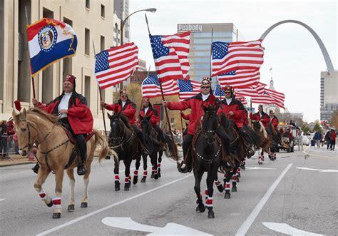 thanksgiving parades   usa