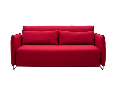 canape convertible futon buy the softline cord sofa bed at nest co uk