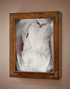 preserve dress in shadow box diy crafts pinterest With wedding dress preservation shadow box
