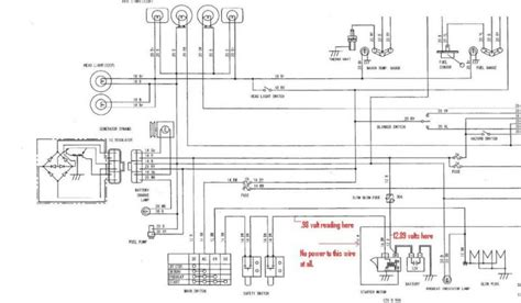 m7040 kubota tractor wiring diagrams detailed schematic diagrams