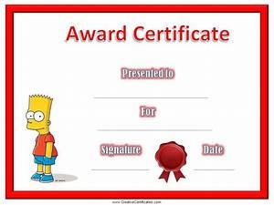 bravery certificate templatechildren39s certificates free With bravery certificate template