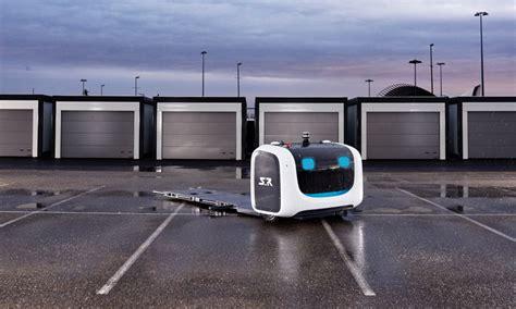 Robots May Soon Be Parking Cars At Gatwick Airport