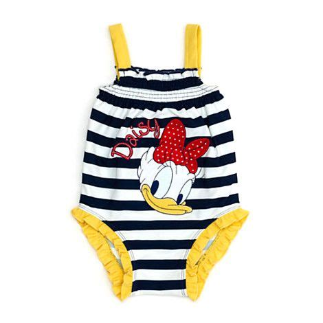 daisy duck nautical swimsuit disney baby mouse daisy