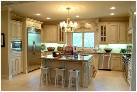 Luxury Kitchens Small Spaces Solutions And Ideas Home Design