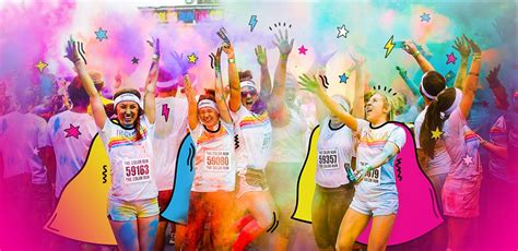 color run anchorage 2018 seattle color run ronald mcdonald house charities