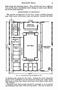 beef cattle barns page 3 digital library With cattle barn layouts