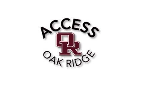 access oak ridge year two progress report oak ridge schools 796   access