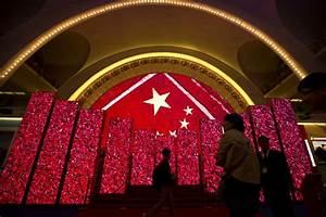 Five things to know about China's Communist congress- The ...