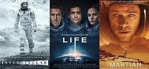 Gravity, Interstellar, The Martian - 7 space movies to ...