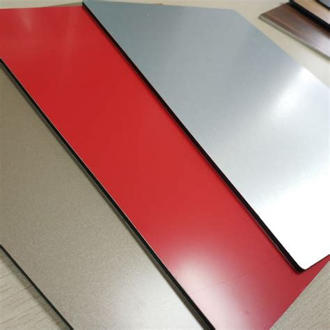 acp high gloss aluminium composite panel mm drawing process exterior wall