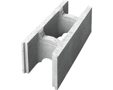 Betonschalungsstein Grau 50x25x24cm Bei Hornbach Kaufen