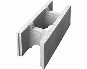 Beton Pigmente Hornbach : bloc de coffrage en b ton gris 50x25x11 5 cm hornbach ~ Michelbontemps.com Haus und Dekorationen