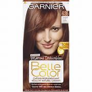 garnier coloration 635 marron clair ambr monoprixfr - Coloration Monoprix