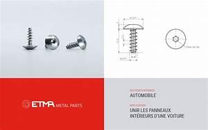 Vis Pour Plastique : vis pour plastique etma metal parts ~ Nature-et-papiers.com Idées de Décoration