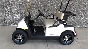 2009 Ez Go Gas Golf Cart  Very Low Hours  Located In Texas