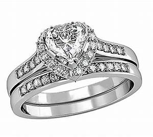 180 cttw heart cz women39s stainless steel wedding ring With size 10 womens wedding rings