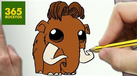 como dibujar manny kawaii paso  paso dibujos kawaii faciles   draw  manny youtube