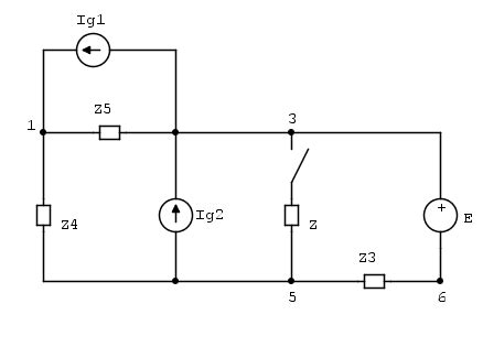 Help With Circuit Theory Problem Electrical