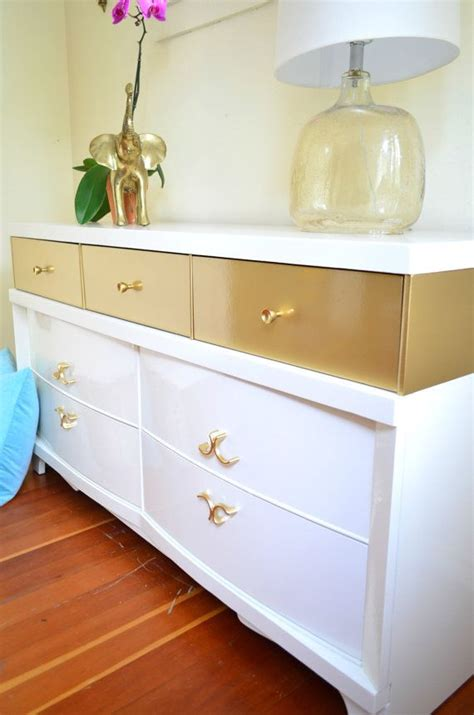 31851 mid century modern bedroom furniture best 315 best metallic painted furniture images on