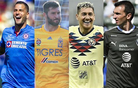 ¿Cuántos extranjeros tiene cada equipo de la Liga MX ...