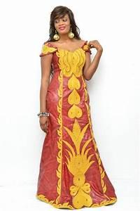 brocart africaine brode robe maxi par newafricandesigns With robe ethnique africaine