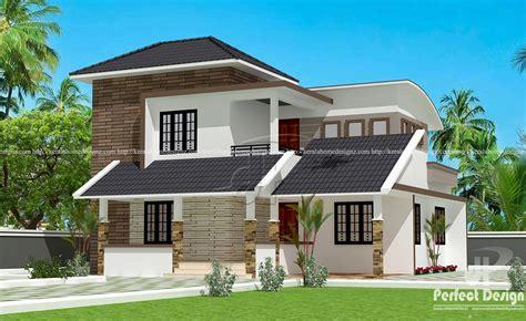 Contemporary mix villa design – Kerala Home Design