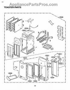 Parts For Lg Ltm9000st    Cs6elga  Section 7 Parts