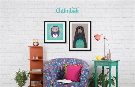 fishy business chumbak  pantone canvas gallery