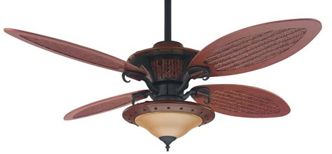 Rattan Ceiling Fans South Africa by Royal Palm Ceiling Fan 23895 In Leather Finish
