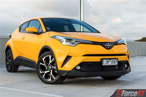 Toyota C by 2017 Toyota C Hr Koba Awd Review Forcegt