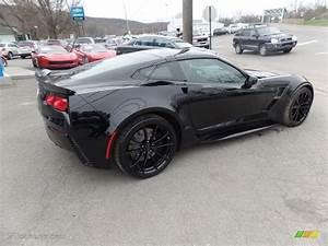 2017 Black Chevrolet Corvette Grand Sport Coupe #119847150 ...