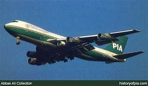 5 Engine Pia 747 - History Of Pia