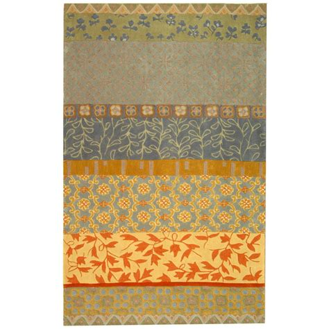 Safavieh Rodeo Drive Rug by Safavieh Rodeo Drive Multi 3 Ft 6 In X 5 Ft 6 In Area