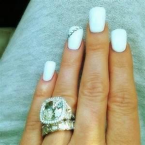 Kim Zolciak-Biermann's white hot 10-carat cen… | Kim ...