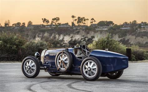 Bugatti Car History by Pur Sang Argentina Bugatti Type 35 Restoration News