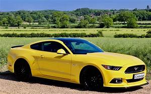 Used Yellow 2017 Ford Mustang stk# | Cars For Sale Near Me