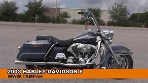 2003 Harley Davidson Road King 100th Anniversary Edition - Used Motorcycles For Sale