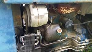 Ford 3930 Diesel Farm Tractor