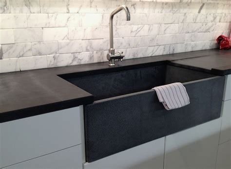 Remodeling 101: Soapstone Countertops   Remodelista